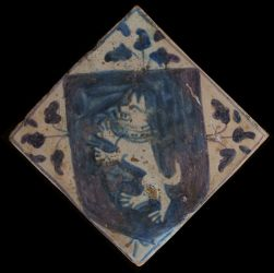 Tile from Catalá family